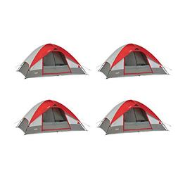 Wenzel 10' x 8' Pine Ridge 5 Person Lite Reflect Dome Campin