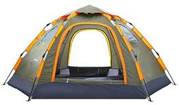 Blanmour Pop up Camping Tent Portable 3-5 Person Family Tent