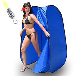 Pop-Up Room in a Bag Instant Portable Changing Room with Dur