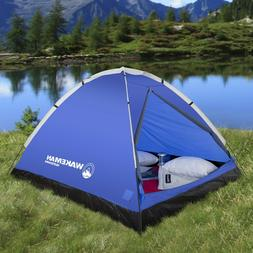 Wakeman Outdoors Pop-up Tent 2 Person, Water Resistant Barre