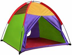 Pop Up Tent For Toddler Kids Boys And Girls Toy Indoor Outdo