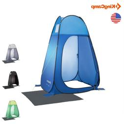 KingCamp Portable for Camping Shower Tent Pop up Portable Ch