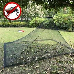portable mosquito repellent net camping mesh tent