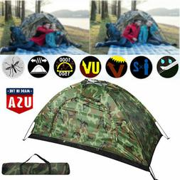 Portable Outdoor 2 Person Waterproof Camping Hiking Folding