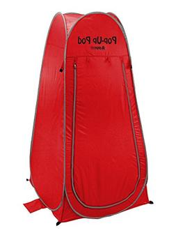 GigaTent Portable Pop Up Pod Changing Tent Room + Carrying B