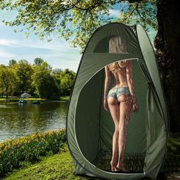 Portable Pop Up Tent Outdoor Camping Shower Toilet Changing