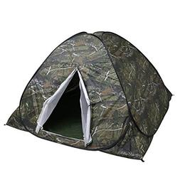 Ezyoutdoor 79x79x49 Portable Rainproof Digital Camouflage Te