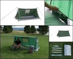 Privacy Pop Bed Tent 1 Person Single Outdoor Bivy Backpackin