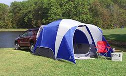 Spacious and Durable Ozark Trail 5-Person SUV Tent,With Medi