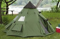 Teepee Tent Camping Equipment Outdoor Shelter Backpacking Hu