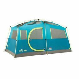 Coleman Tenaya Lake 6-Person Fast Pitch Cabin with Cabinets