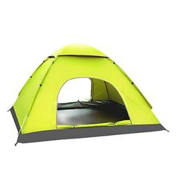 XY&CF Tent Four Seasons Double Tent Set Outdoor Camping Tent