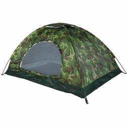 Tent Outdoor Camping Recreation Double Couple Ultraviolet-Pr