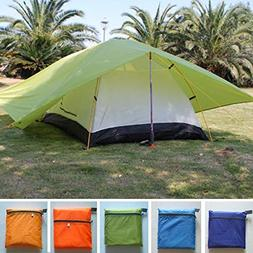 Jhin Stella Tents Double Tent Double Layer Tents Outdoor Cam