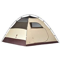 Eureka Tetragon HD 5 Tent: 5-Person 3-Season One Color 81 sq