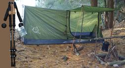 River Country Products Trekker Tent 1A Combo Pack, One Perso