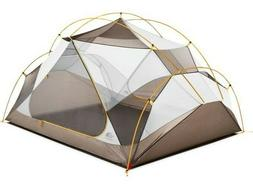 The North Face Triarch 3 Person 3 Season tent - Summit Gold