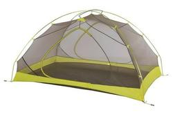 Marmot Tungsten UL 3P  3-Season Hatchback Tent--Citron Green