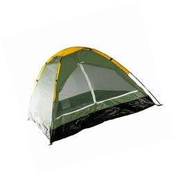 Happy Camper Two Person Tent, Leafy Green