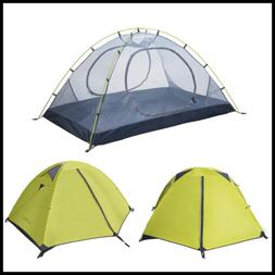 Ultralight Backpacking Tent 2 Person 3 Season Camping Tents