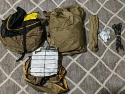 USMC Catoma EBNS Military Tent Rainfly IBNS Wolverine 64561