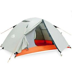 Waterproof Camping Tents Outdoor Recreation Double Layer Hik