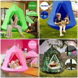 Waterproof Hanging Tree Tent with LED Light Suit for Adult &