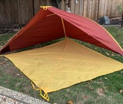 Big Agnes Whetstone Shelter & Footprint Beach Park Picnic Ye