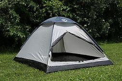 Tahoe Gear Willow 2 Person 3-Season Family Dome Camping Tent
