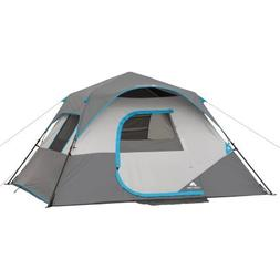 "Ozark Trail 10' x 9' x 66"" 6-Person Instant Cabin Tent"